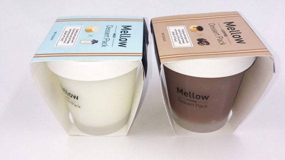 KBEAUTY REVIEW: MELLOW DESSERT PACK